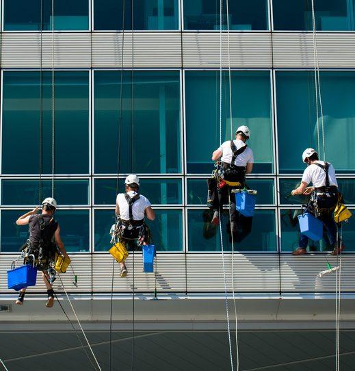 Smital Gebäudereinigung - Glasreinigung
